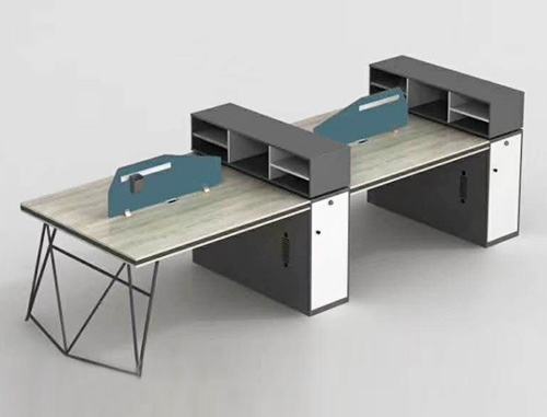四人位办公桌